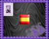 Spanish Flag Bling