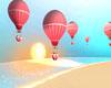 Animated Air Balloon