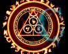 *c* Rotating Fire Runes