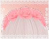 Rose Headband |Pink