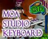 MOA STUDIO KEYBOARD