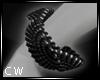 !C PVC Siren Bracelet