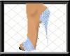 ! Stilettos Jwl Gds Blue