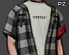 rz. Plaid Shirt