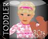 Sally PJ's Toddler Girl