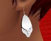 *TJ* Alien Earrings SW