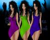 -BUN- RLL Beauty Purple