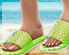 🌊 JELLY Slides Lime