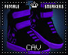Beatz Purple Shoes F