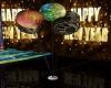 new years balloons
