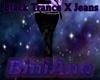 Black Trance X Pants
