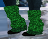 {DS}Winter Green Boots