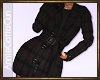 Plaid Trench - Wine