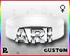 ☢! Ari Collar Silver