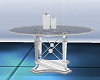 ~D~ Glitz Silver Table