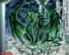 Neon Green Dragon Club