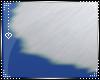HP|White Fur Rug