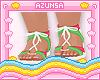 Hello Summer Sandals