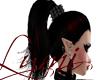 *L- Black&Red Sha