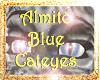 !(ALM) BLUE CAT EYES