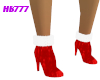 HB777 Sassy Santa Boots