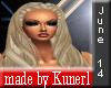 !K! Namity Blond