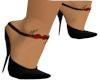 Woman's Rose Heels