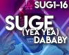 DABABY - SUGE (YEA YEA)