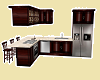 *JL*Corner Kitchen