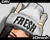 Drv F Beanie+Stacks