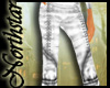 ~NS~ Snow Elf flare pant