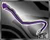 Prpl&Wht Dragon Tail[FT]