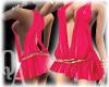 ^QA^ Pink Sexy Dress
