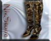 Metal Gear Heels