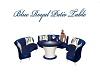 BlueRoyalPatio Table