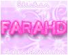 Farahdrwhofan Nametag