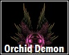 Orchid Demon Horns