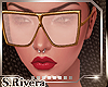 SR* Ella Glasses gold