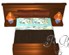 Island Cover Bed