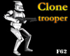 Clone trooper animated