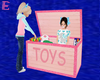 [E] Pink Toy Box Set