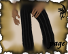[P] Pin Striped Pants