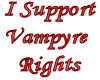 Transparent VampSupport