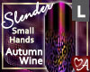 .a Autumn Wine Slender L