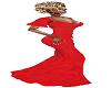 Desire Me In Red Gown