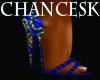 African 2 Heels