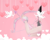 pink arrow cupid