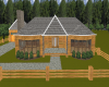 Country Estate Log Cabin