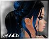 Stasy black blue