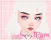 p. white m0nys hair